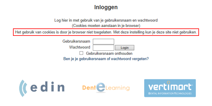 inlogfout3