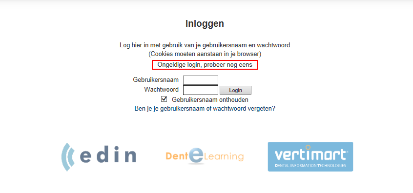 inlogfout1